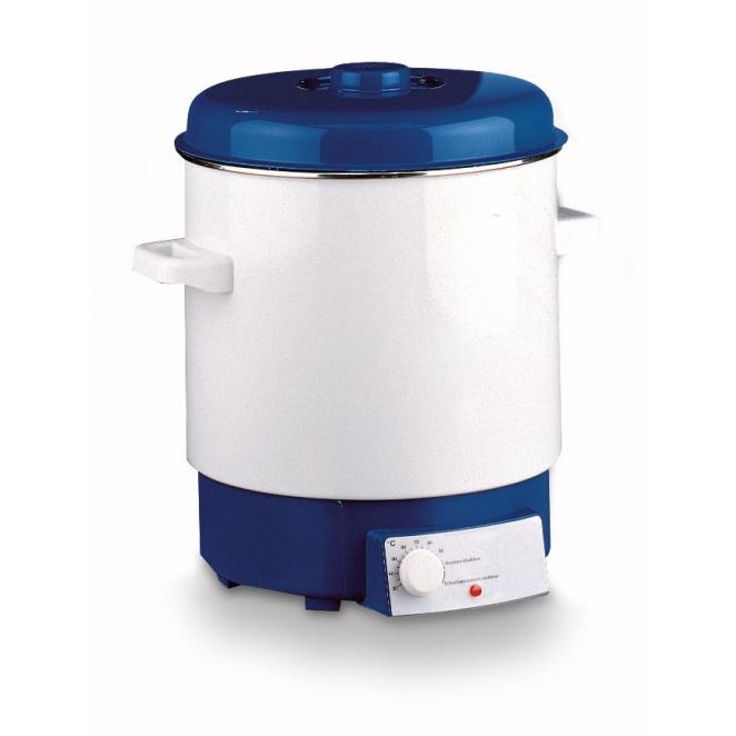 Cuve chauffe eau emaille - 27l