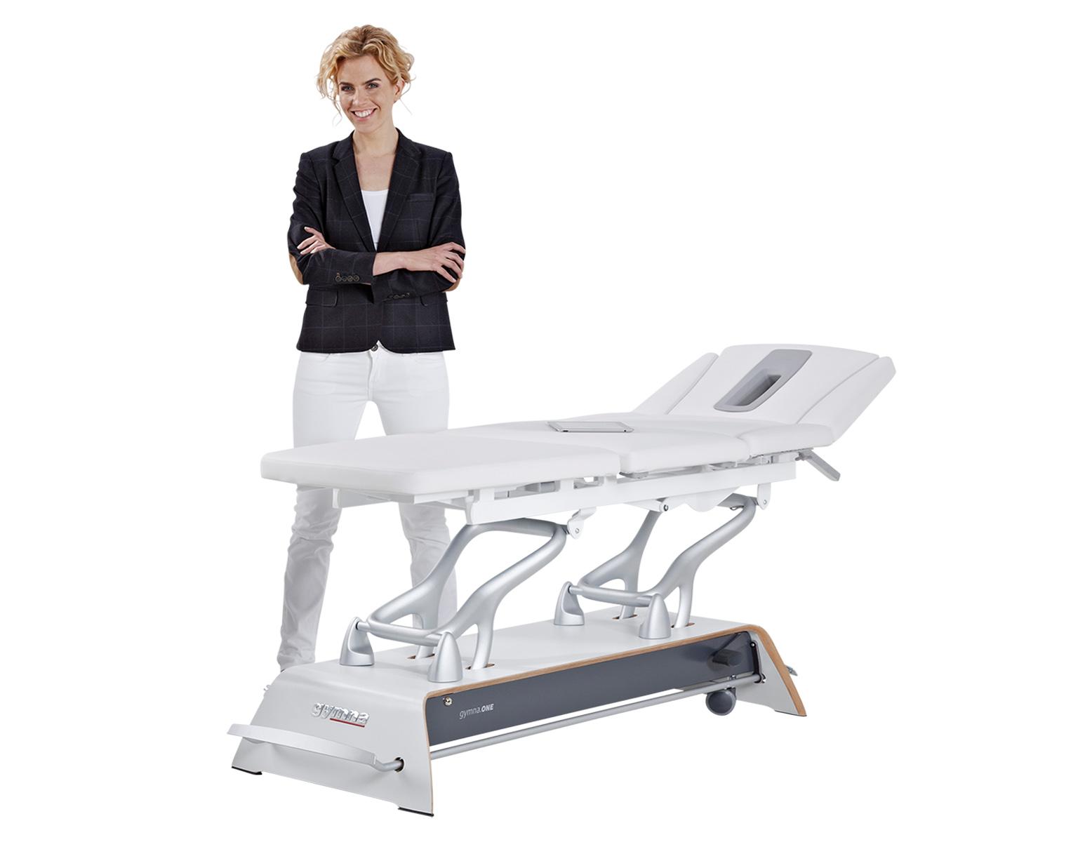 Table de massage gymna.ONE Q8