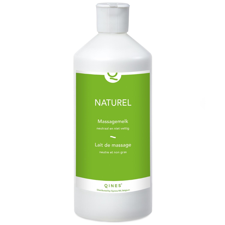Naturel lait de massage - Qines - 500 ml