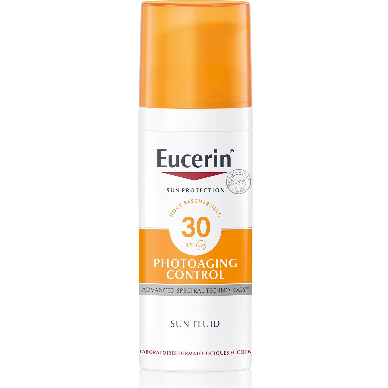 Eucerin sun fluid gezicht anti-age - 50 ml