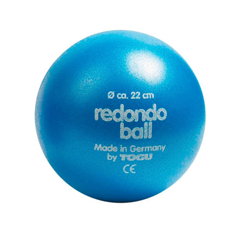 Togu oefenbal - Redondo - 22 cm - blauw