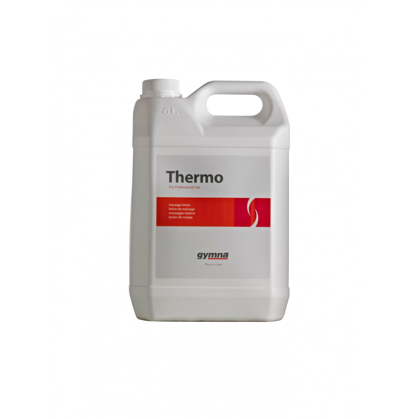 Physio Care Thermo massagelotion - 5 l