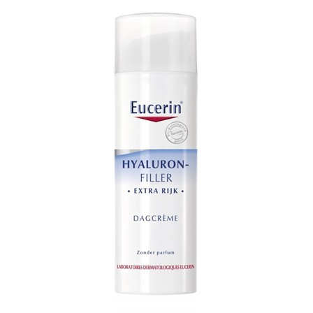 Eucerin Hyaluron-filler dag extra rich - 50 ml (einde voorraad)