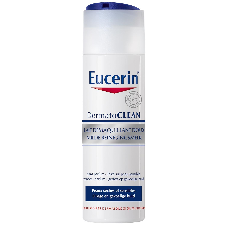 Eucerin Dermatoclean reinigingsmelk verzachtend - 200 ml