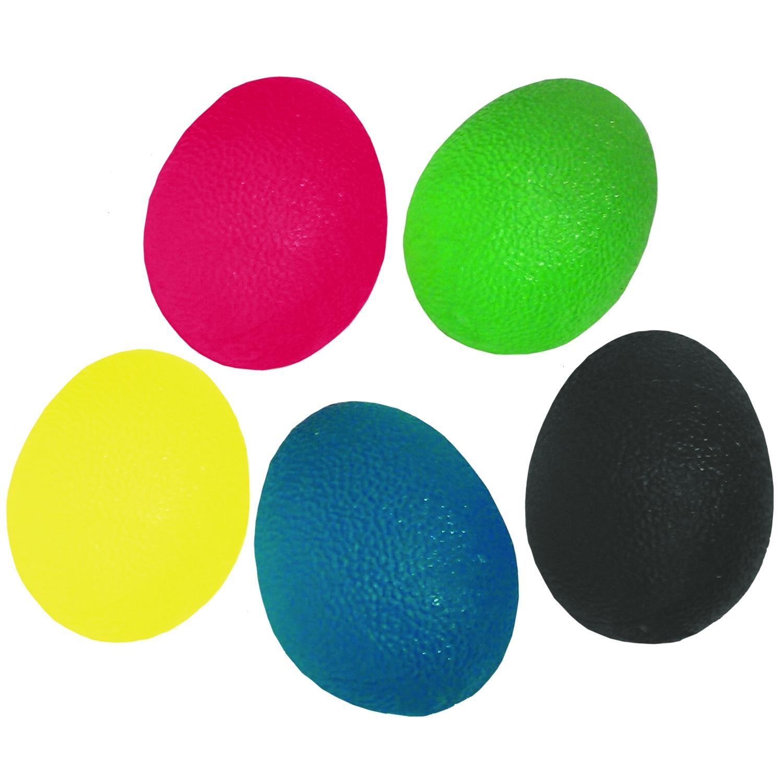 MoVeS Handtrainingsbal eivormig