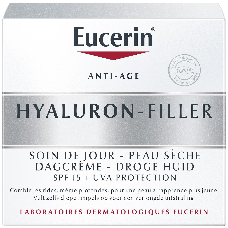 Eucerin Hyaluron-filler dag rich - 50 ml