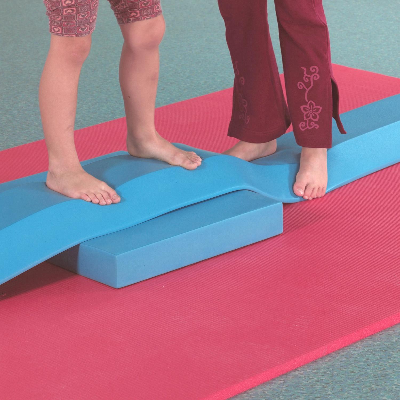 Airex Balance Beam - 160 x 24 x 6 cm - blauw