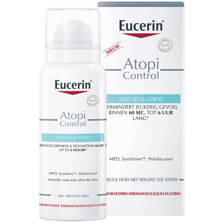 Eucerin Atopicontrol anti-jeuk spray  - 50 ml