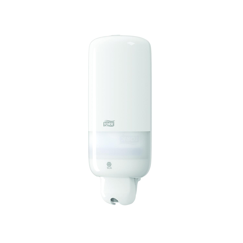 TORK dispenser S1 zeep vloeibaar / alcoholgel ontsmetting - 1 l
