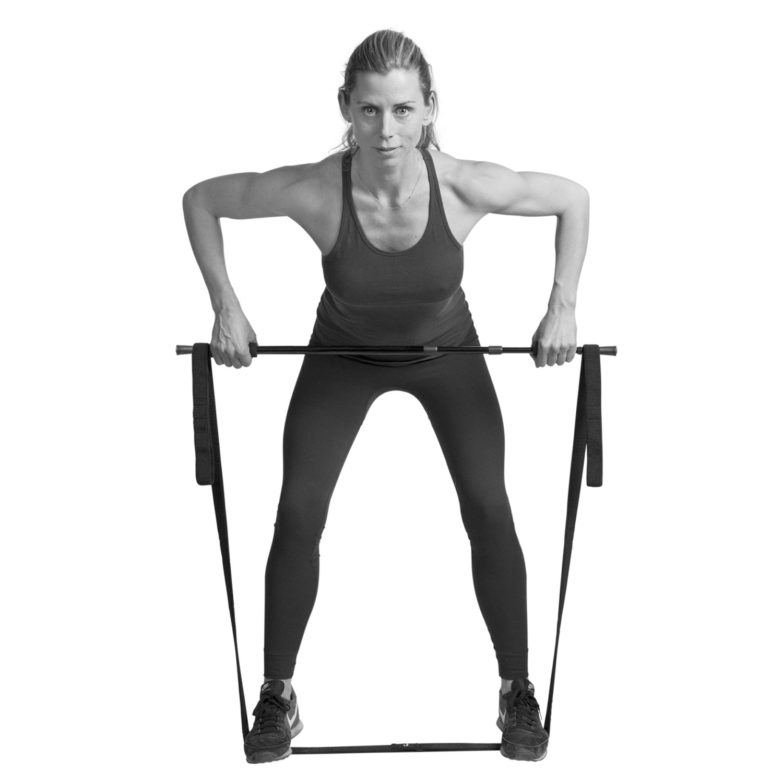 Swedish Posture mini gym weerstandsbanden