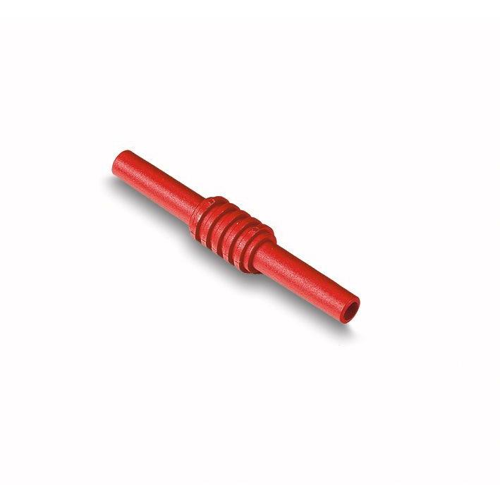 Testplug 2 x vrouwelijk - 4 mm