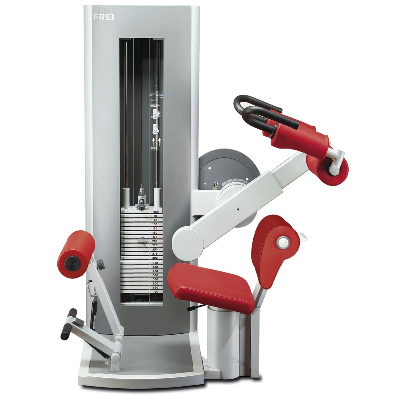 Genius Eco Rompflexietrainer incl. Coach II en automatische zithoogteverstelling