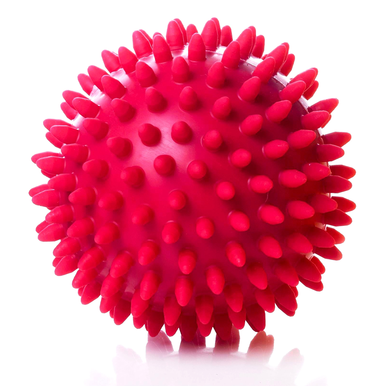 Artzt Vitality massagebal - 9 cm - rood (2 st)