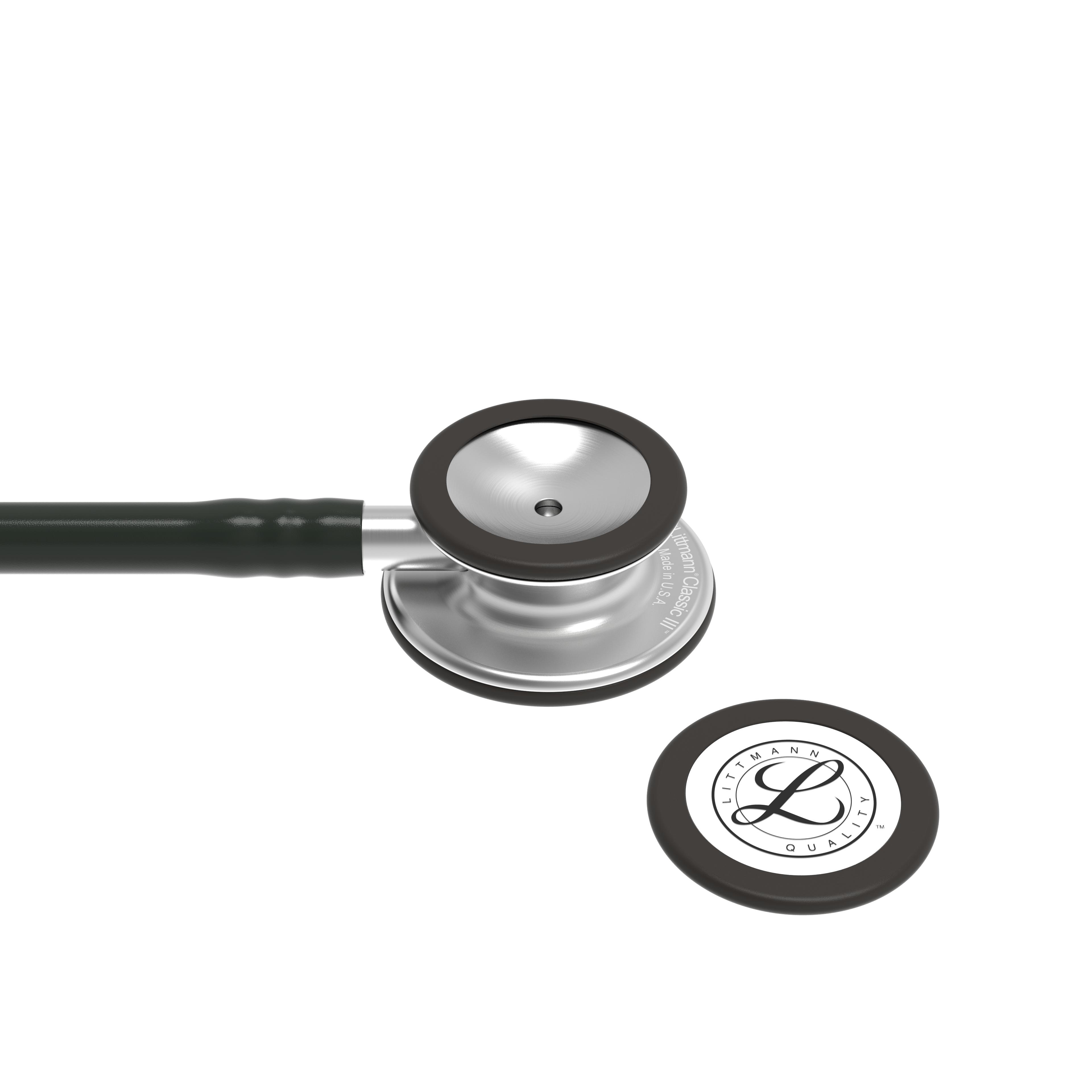 Littmann stethoscoop Classic III - black