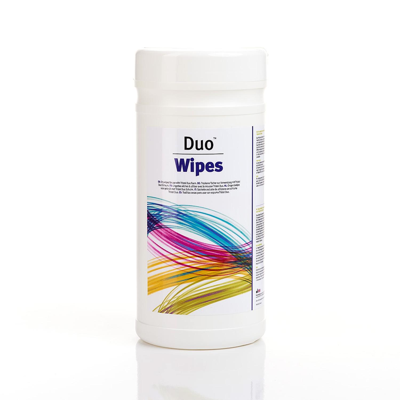 Tristel Duo droge doekjes - niet absorberend, pluisvrij, niet gewoven (200 st)