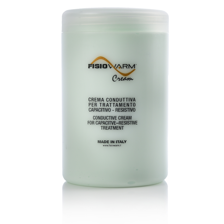 Crème geleidend Fisiowarm - 1 l (excl. pomp)
