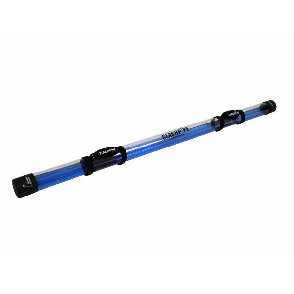 Slashpipe fit blauw