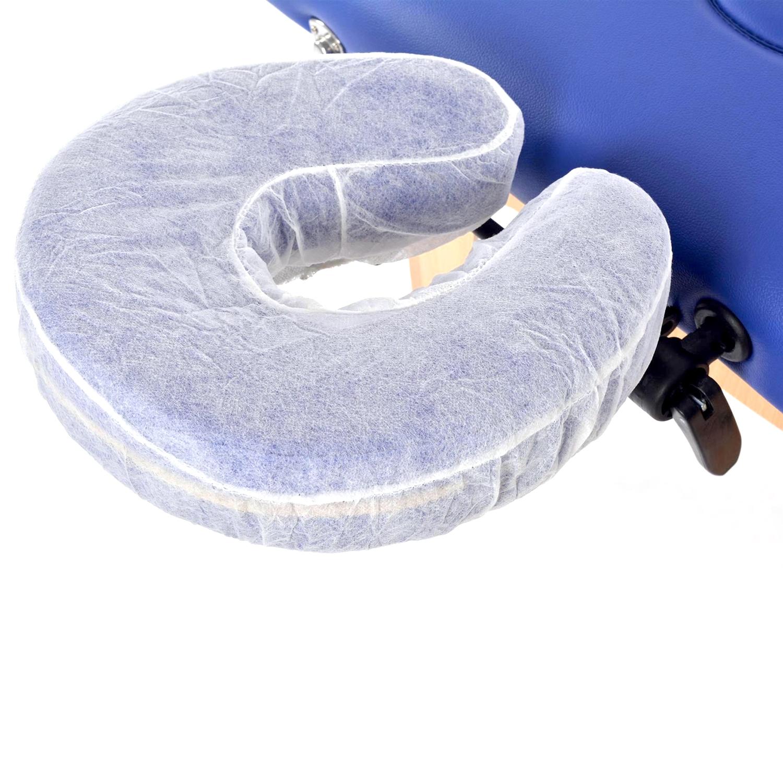 Kussenbescherming massagestoel/massagehoofdsteun, éénmalig (50 st)