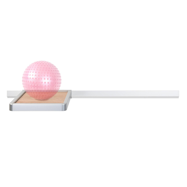 Qines Qlick tablet quadro mini - beugel 30 x 30 cm - hout