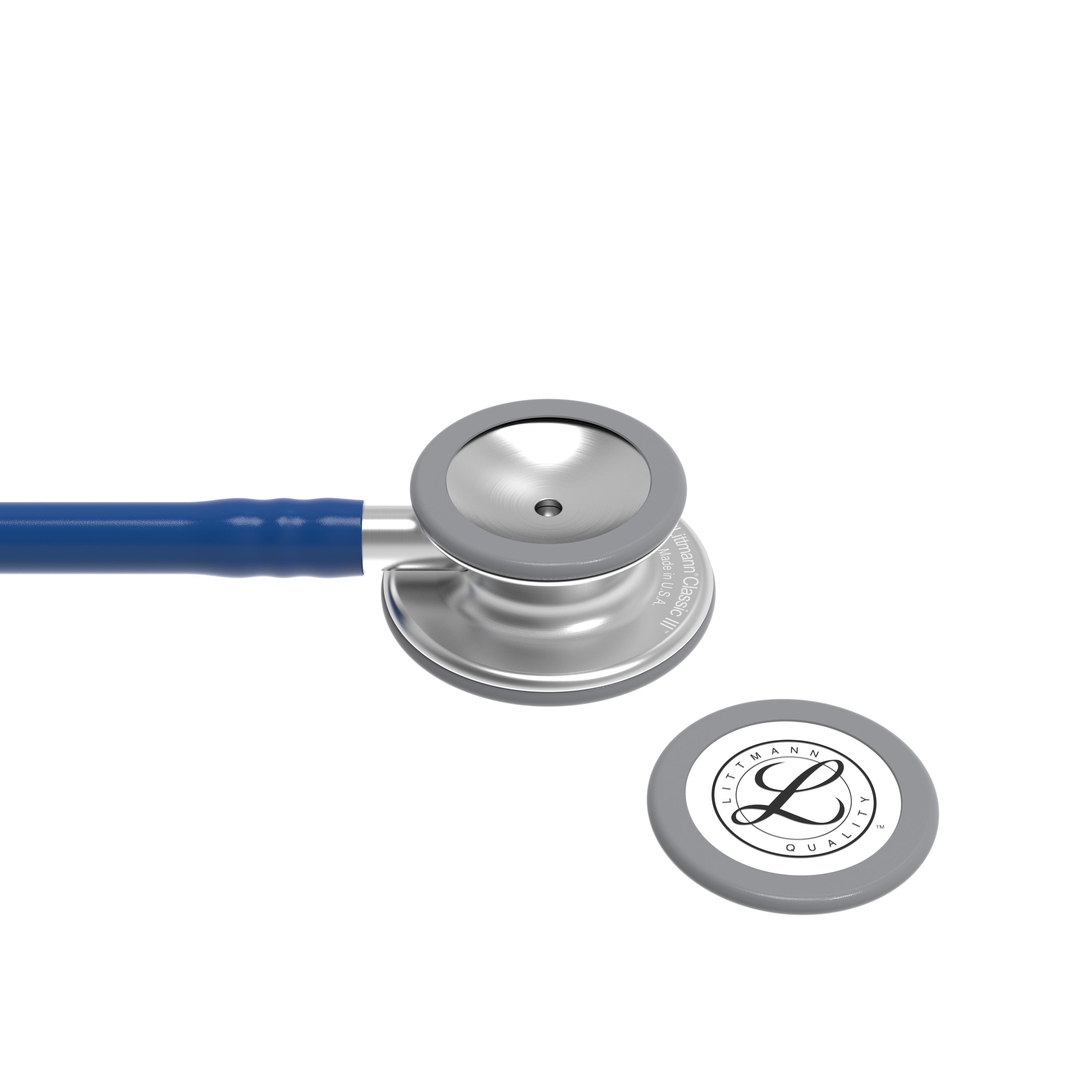 Littmann stethoscoop Classic III - navy blue