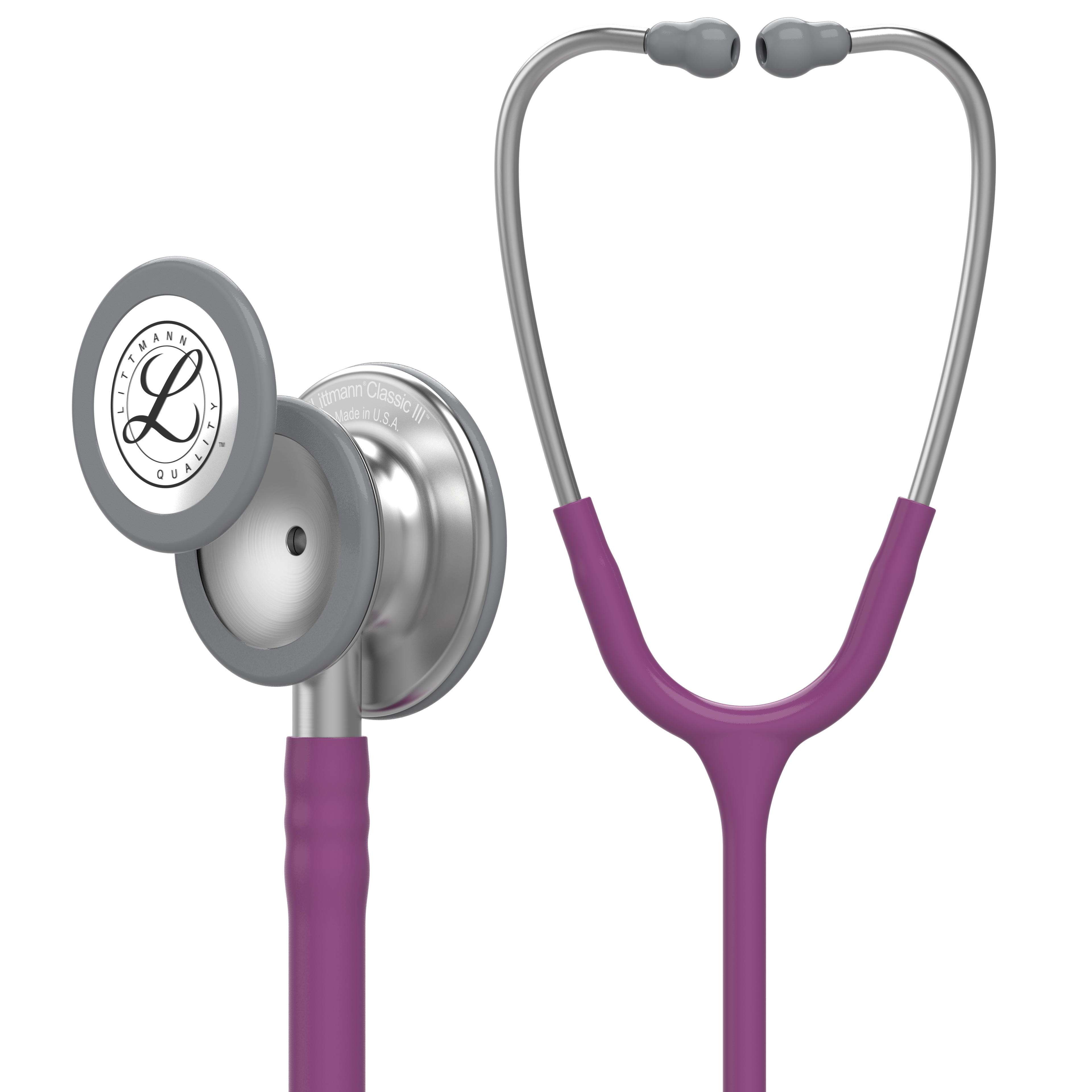 Littmann stethoscoop Classic III - plum