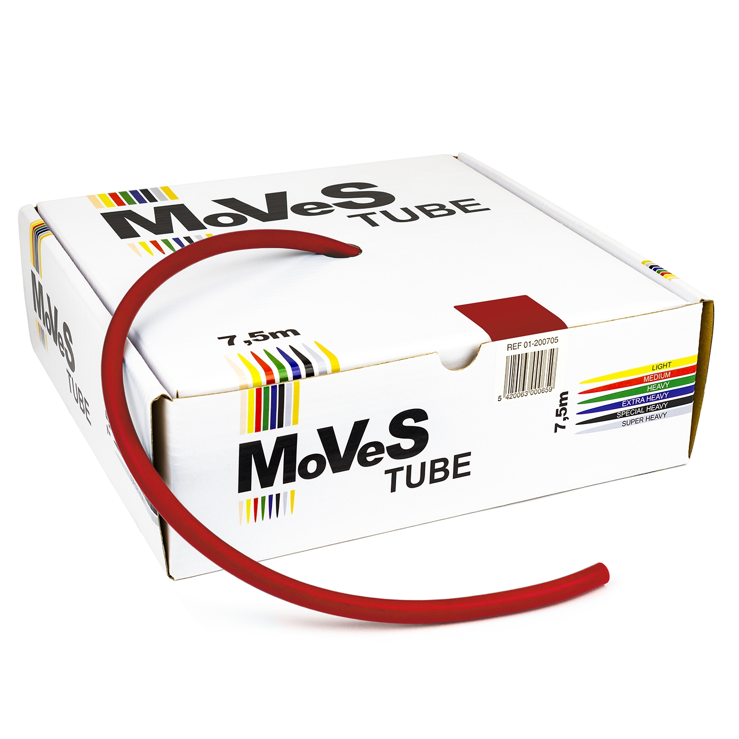MoVeS Tubing - 7,5 m