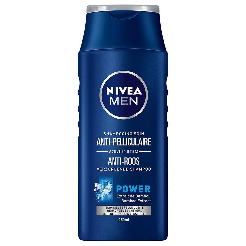 Nivea men shampoo power anti roos - 250 ml