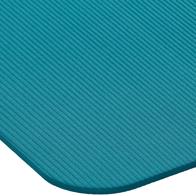 Airex mat Fitline - 180 x 60 x 1 cm - waterblauw