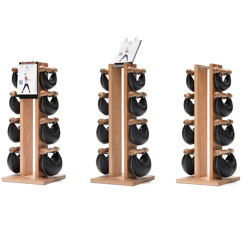 Nohrd Swingtoren met 8 Swing Bells