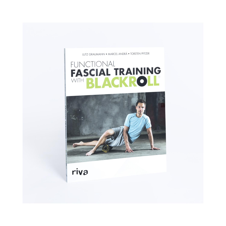 Blackroll Handboek 'Functional Fascial Training with Blackroll' - engels