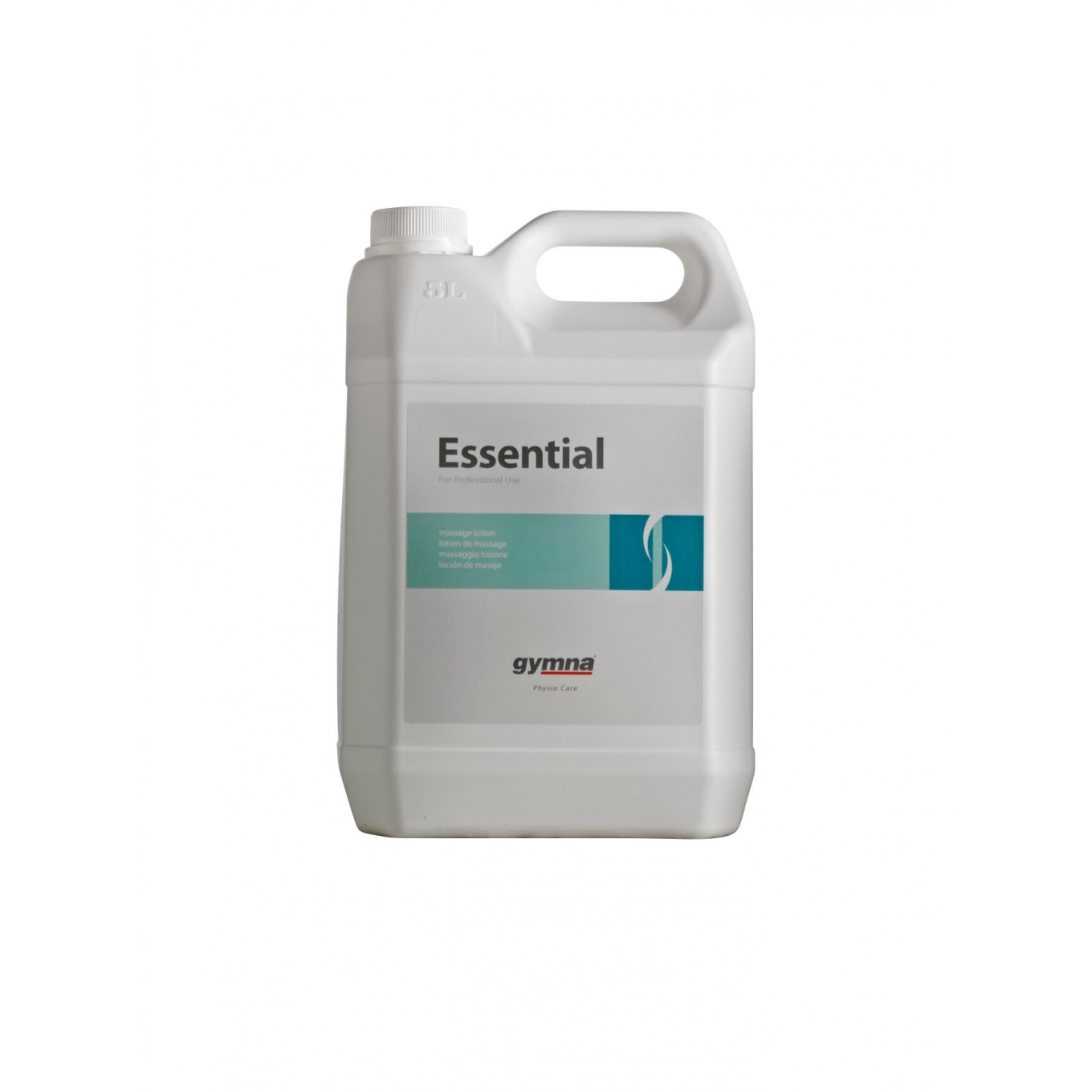 Physio Care Essential massagelotion - 5 l