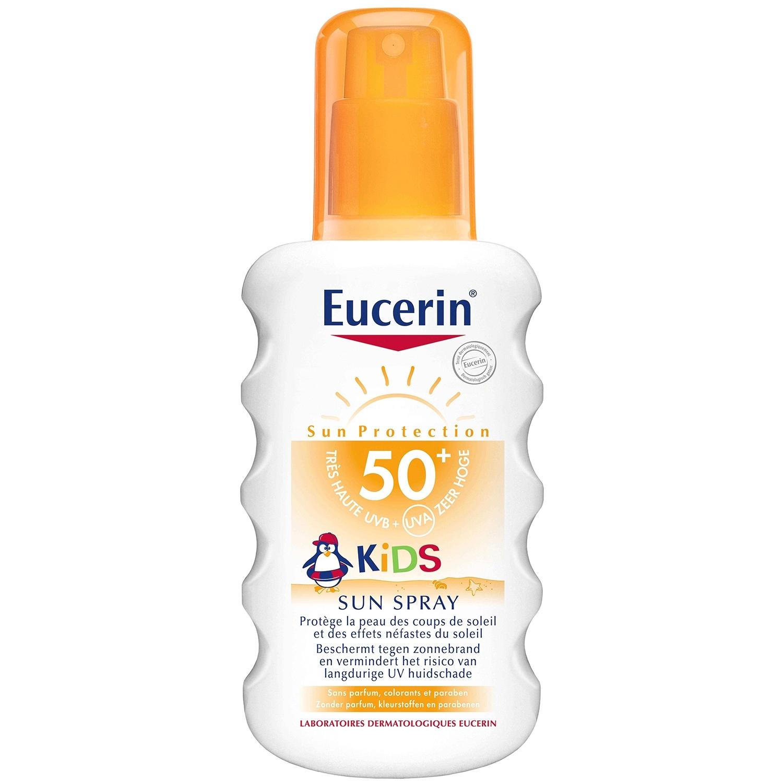 Eucerin kids sun spray - spf 50+ - 200 ml