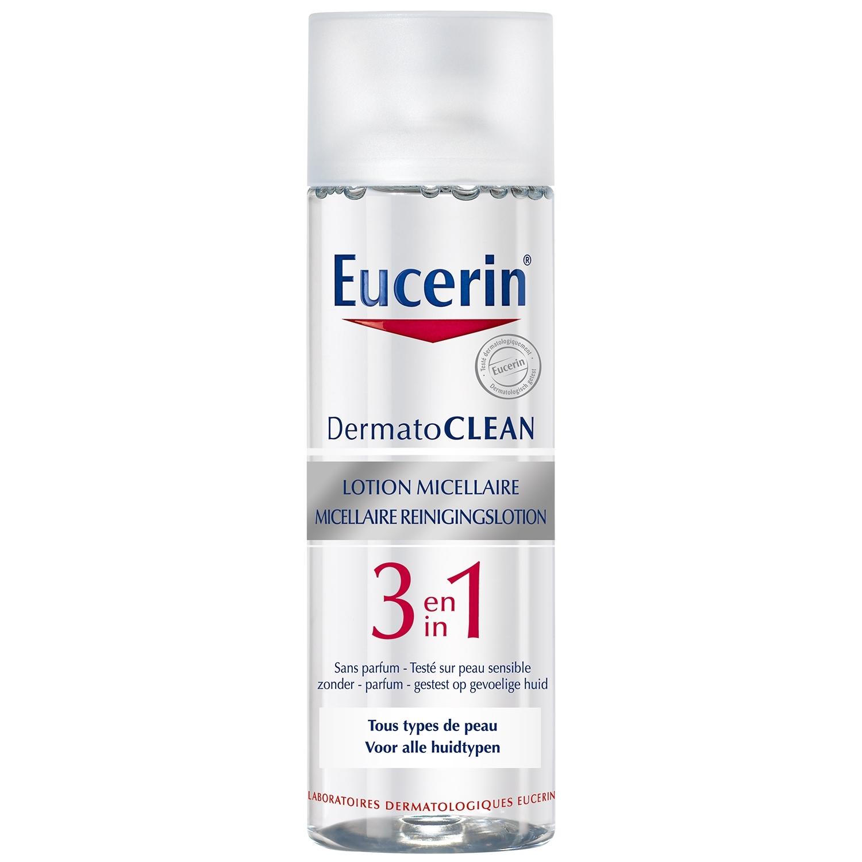Eucerin Dermatoclean lotion micellair - 3 in 1  - 200 ml