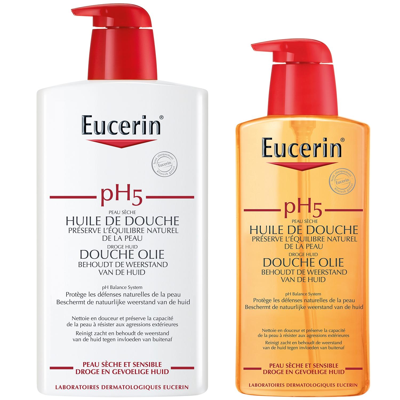 Eucerin pH5 douche-olie