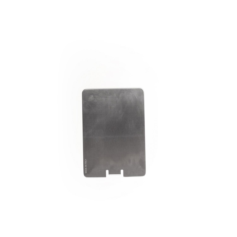 Elektrode neutraal staal - Gymna Care 300 TECAR - 14 x 20 cm