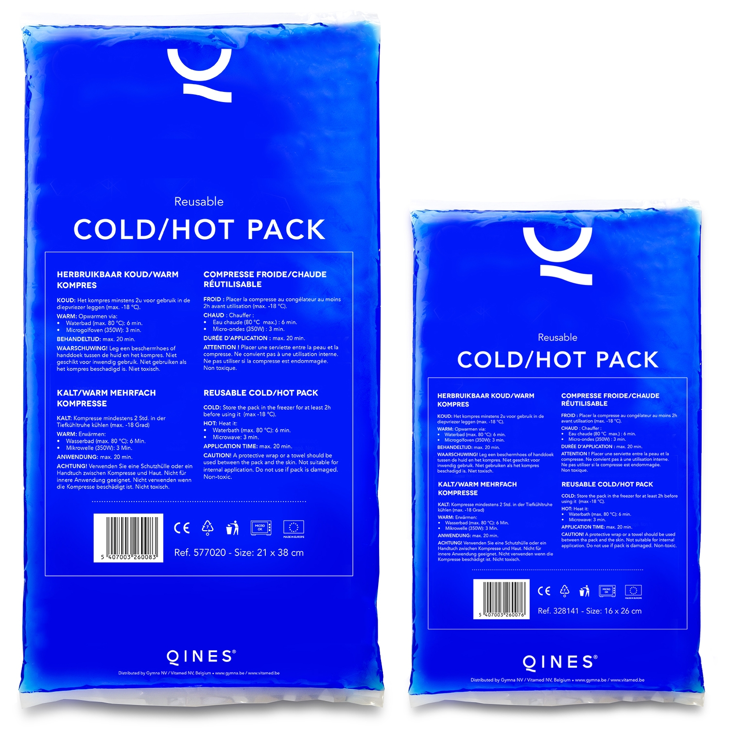 Hot/Cold Pack - Qines