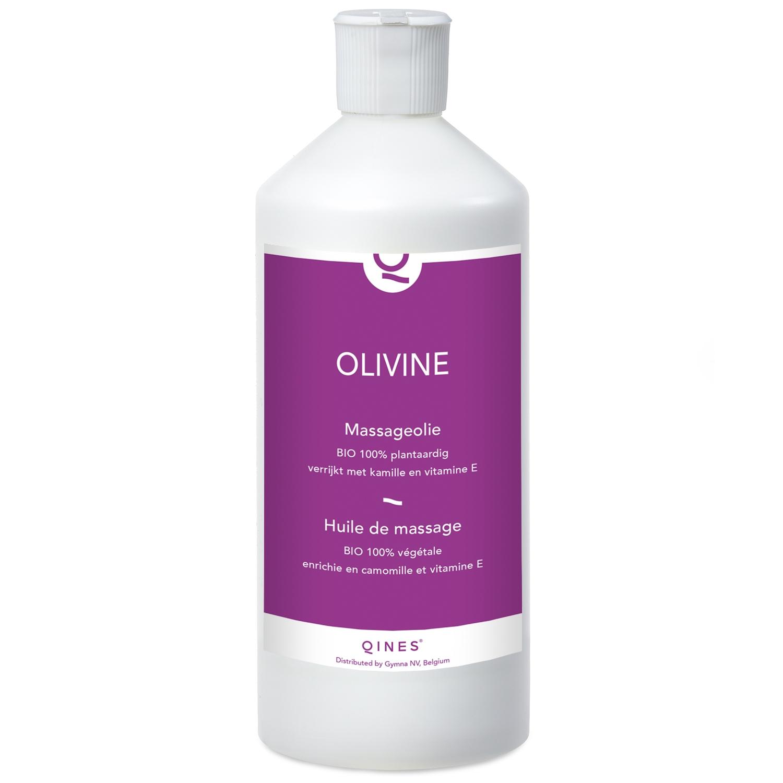 Massage olie Olivine bio - Qines - 500 ml