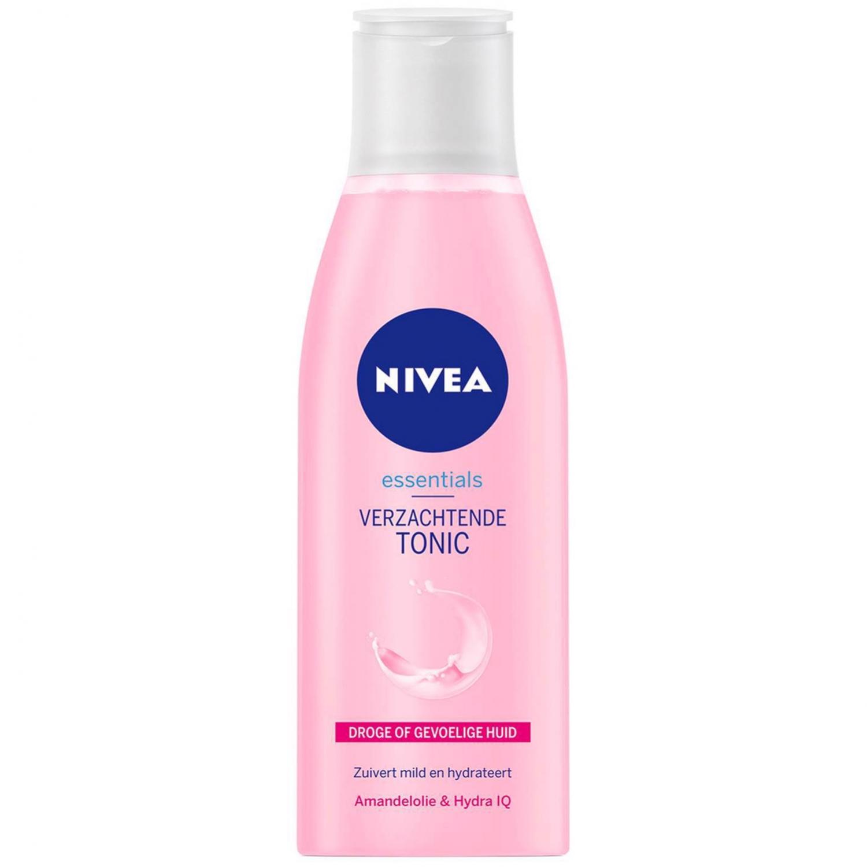 uuu Nivea Essentials tonic - droge/gevoeilge huid - verzachtend - 200 ml (einde voorraad)