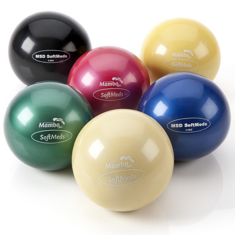 Softmed gewichtsbal - Mambo