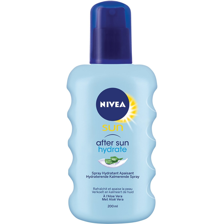 uuu Nivea after sun spray hydrate - 200 ml (einde voorraad)