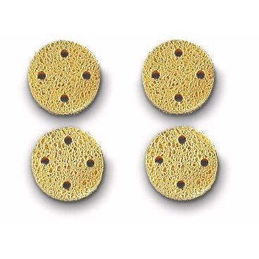 Spons elektrode vacuum - 60 mm (4 st)