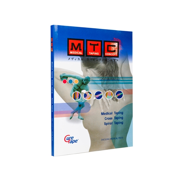 MTC Pocketbook Cross- and Spiraltaping - Engels